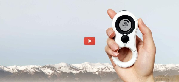 Location Tracker Shows Distance and Direction [video]