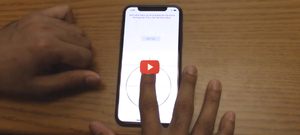 New Smartphone Sensor Could Measure Blood Pressure [video]