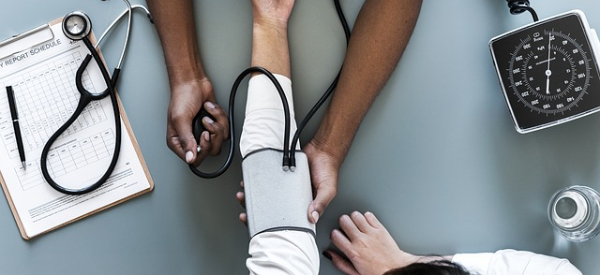 Partners Seek No-Cuff Blood Pressure Monitoring