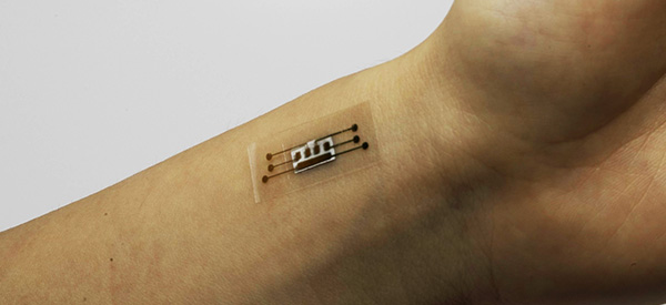 Improved Reliability for Flexible Skin Sensor