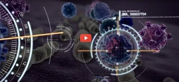 AI Chip Identifies Bio Molecules [video]