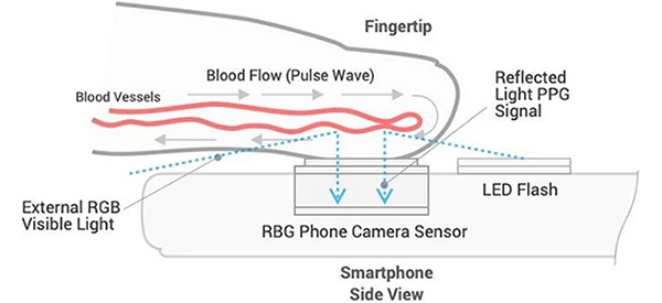 Measure Blood Pressure Quickly with Your Smartphone
