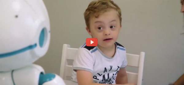 Expressive Robot Helps Autistic Kids Learn [video]