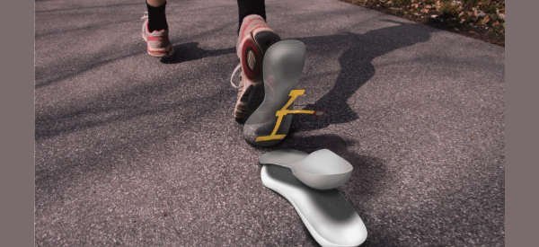 Smart Insole Detects Diabetic Foot Ulcers
