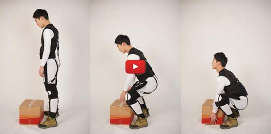 New Passive Exosuit Design Prevents Workplace Back Injuries [video]