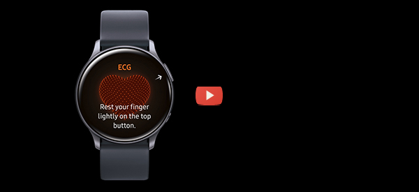 Samsung Watch Cleared for ECG in South Korea