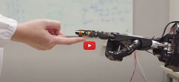 Robots Now Can Have Sense of Touch [video]