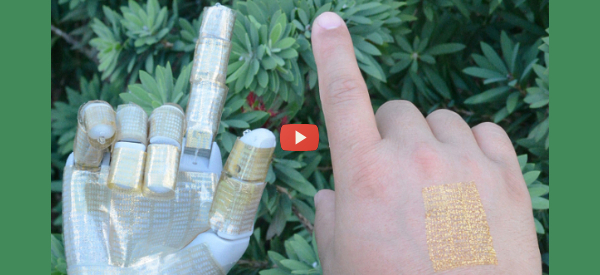 Thin Skin Human-Machine Interface Wearable [video]