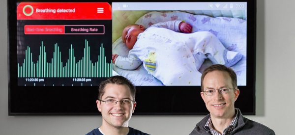 Webcam App Monitors Heart Rate Contact-Free