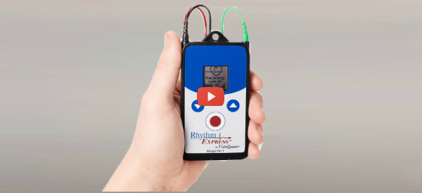 Wearable ECG Monitor Accurately Detects Arrhythmias [video]