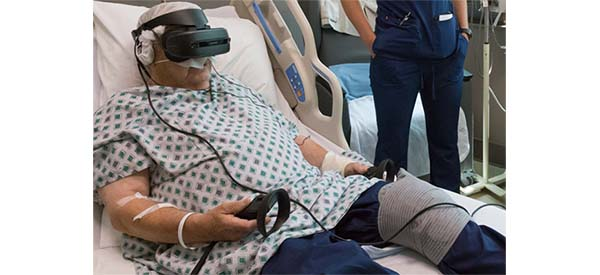 New Study: Virtual Reality Tech Helps Veterans Deal With Pain