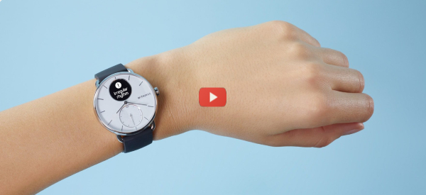 Withings ScanWatch [video]