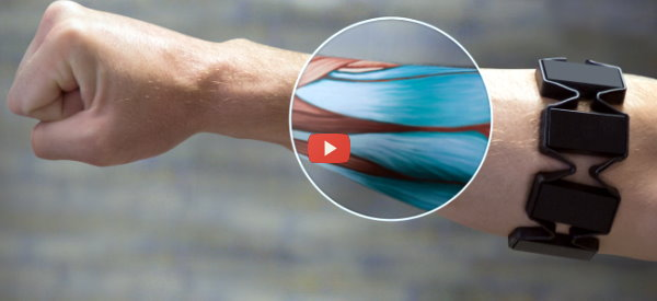 Wearable Controls with a Wave of Your Hand [video]