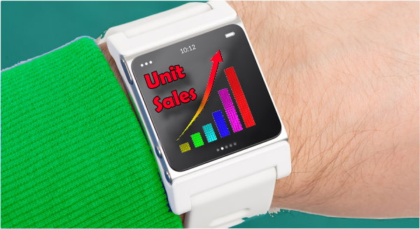 Wearable Tech Sales Forecast to Skyrocket