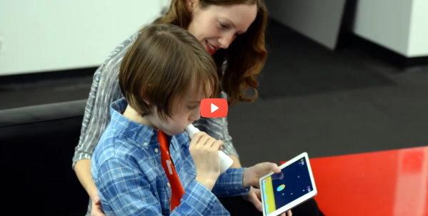 Device Helps Children Strengthen Breathing [video]