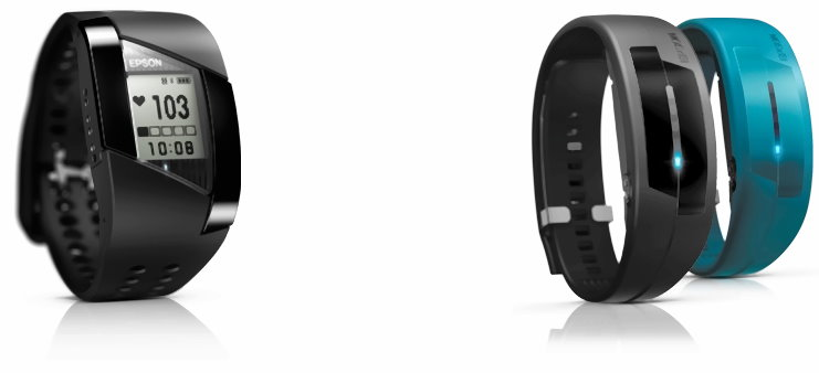 Epson Plans for a Future in Wearable Health Tech