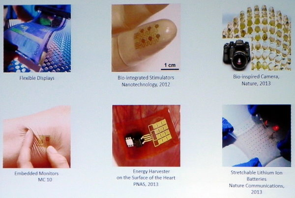 IDTechEx: Stretchable Electronics on the Way