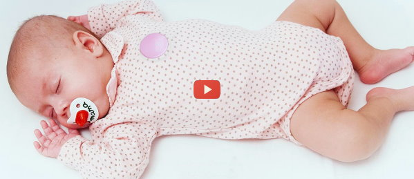 CES 2015: A Smart Button for Baby [video]