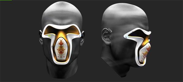 Frog Airwaves Mask 600x271