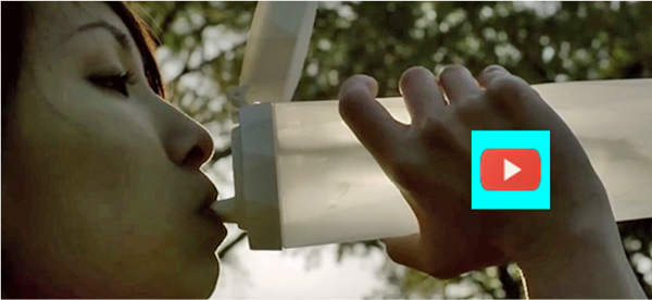 Smart and Stylish Water Bottles Glow for You [video]