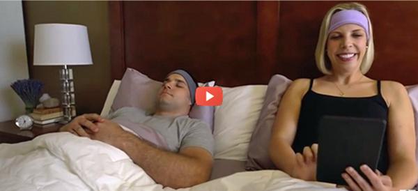 Restless? Don't Count Sheep, Use SleepPhones [video]