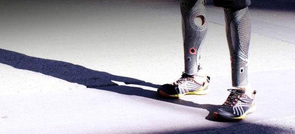 Company Creates Artistic Prosthetic Leg Covers