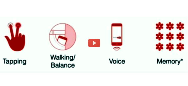 Smartphone Tracks Parkinson's Symptoms [video]