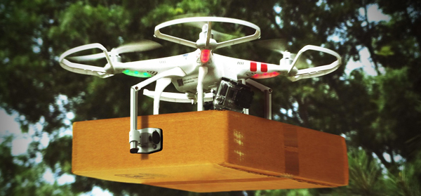 Don't Shoot That Drone, It May Be Delivering Medical Supplies