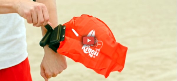 Wrist-Worn Inflatable for Water Safety [video]