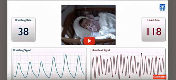 Touchless Vital Sign Monitoring [video]