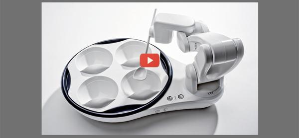 Obi – Robotic Dining Companion [video]
