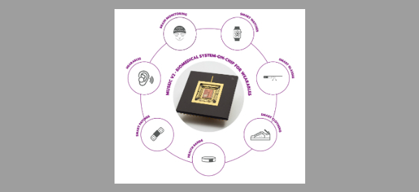 Energy-Efficient Biomedical Sensor Hub