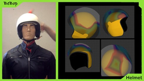 Smart Helmet Monitors Head Impacts