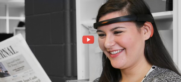 Brain Wave Feedback Helps Users Focus [video]