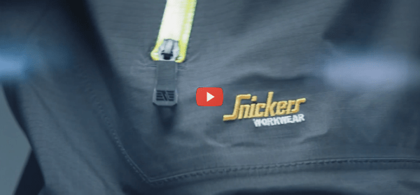 Snickers Workplace Wearables with video 600x279