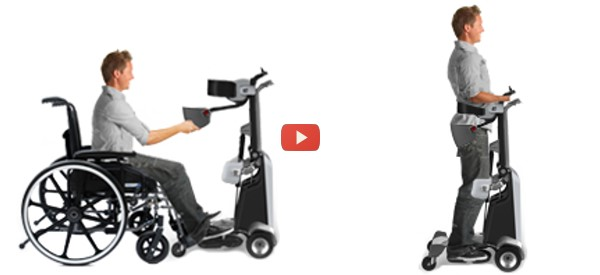 Standing Mobility for Paralyzed Users [video]