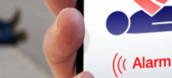 Citizen Alert Program Saves Lives