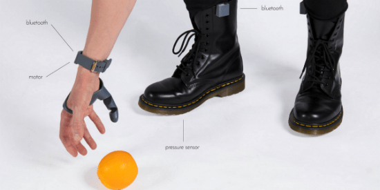 New Prosthetic Concept Adds an Extra Thumb
