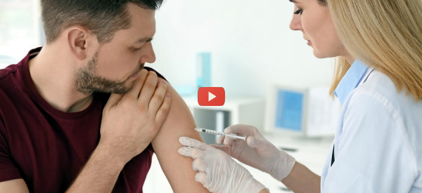 Microneedle Patch for Painless Vaccinations [video]