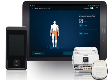 FDA OKs Tablet-Controlled Pain Implant Management