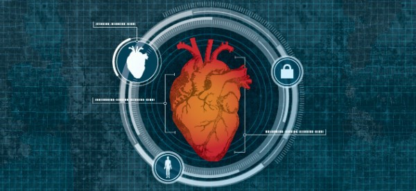 Heart Print Scan May Replace Logins