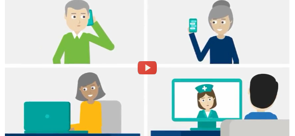 Multi-modal Patient Support with NurseConnect [video]