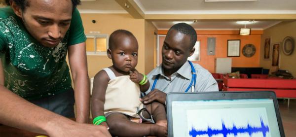 Pneumonia Diagnostic Jacket Saves Ugandan Lives