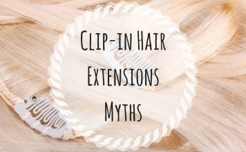 Clip-in Hair Extensions Myths