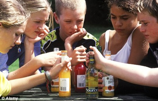 Should My Child Drink Alcohol?