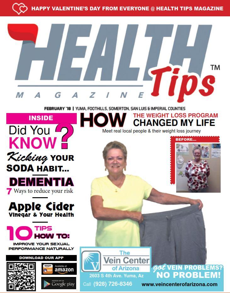 February 2018 Health Tips Magazine