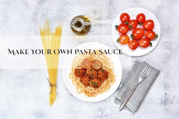 Homemade Easy Pasta Sauce Recipes