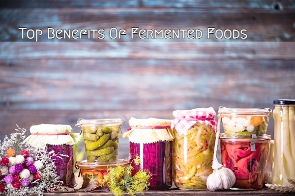 Top Benefits Of Fermented Foods