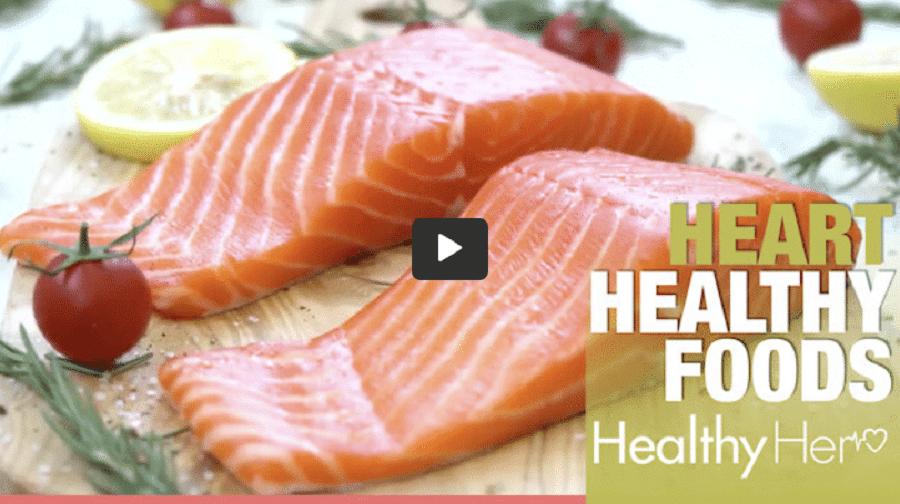 Eat A Heart Healthy Diet