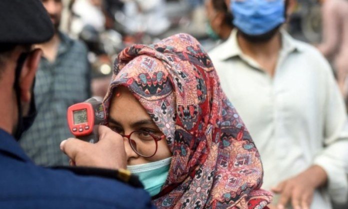 Pakistan reports 3,306 new COVID-19 cases, 40 deaths in last 24 hours 1